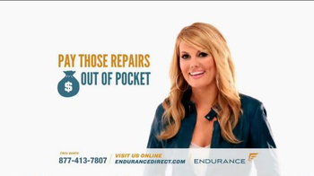 Endurance Direct TV Spot, 'Courtney Hansen on Vehicle Parts and Labor Cost' - Thumbnail 3