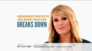 Endurance Direct TV Spot, 'Courtney Hansen on Vehicle Parts and Labor Cost' - Thumbnail 5