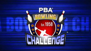 PBA Bowling Challenge TV Spot, 'Official Game Trailer' - Thumbnail 3