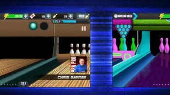 PBA Bowling Challenge TV Spot, 'Official Game Trailer' - Thumbnail 4