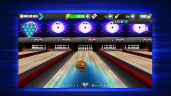 PBA Bowling Challenge TV Spot, 'Official Game Trailer' - Thumbnail 5