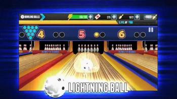 PBA Bowling Challenge TV Spot, 'Official Game Trailer' - Thumbnail 6