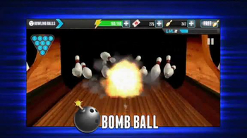 PBA Bowling Challenge TV Spot, 'Official Game Trailer' - Thumbnail 7