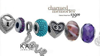 Kay Jewelers Charmed Memories TV Spot, 'Everything You Love: Free Bracelet or Charm' - Thumbnail 4