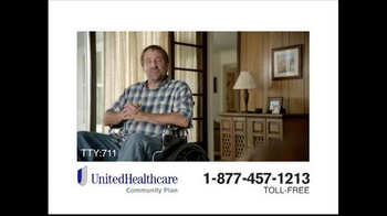 UnitedHealthcare Dual Complete TV Spot, 'Huge Difference' - Thumbnail 8