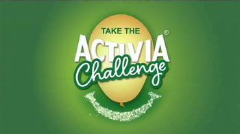Activia TV Spot, 'Try the Activia Challenge' - Thumbnail 6