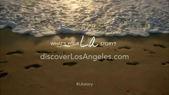 Discover Los Angeles TV Spot, 'What's Your L.A. Story?' - Thumbnail 10