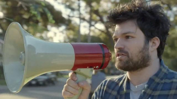 Beautyrest TV Spot, 'Bullhorn'