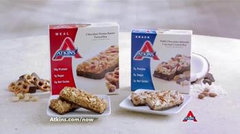 Atkins Bars TV Spot, 'Snack on the Run' Featuring Sharon Osbourne - Thumbnail 5