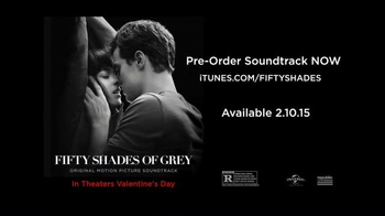 Fifty Shades of Grey Original Motion Picture Soundtrack TV Spot - Thumbnail 6