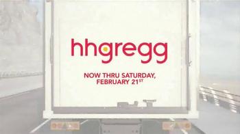 h.h. gregg Presidents' Day Sale TV Spot, 'Truckloads of Savings' - Thumbnail 10