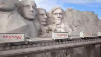 h.h. gregg Presidents' Day Sale TV Spot, 'Truckloads of Savings' - Thumbnail 2