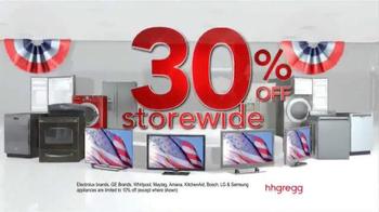 h.h. gregg Presidents' Day Sale TV Spot, 'Truckloads of Savings' - Thumbnail 3