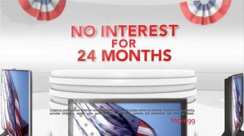 h.h. gregg Presidents' Day Sale TV Spot, 'Truckloads of Savings' - Thumbnail 8
