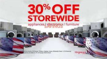 h.h. gregg Presidents' Day Sale TV Spot, 'Truckloads of Savings' - Thumbnail 9