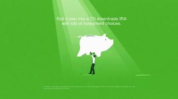 TD Ameritrade TV Spot, 'Old 401(k) in a Corner' - Thumbnail 9
