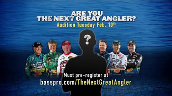 Bass Pro Shops TV Spot, 'Are You the Next Great Angler?' - Thumbnail 10