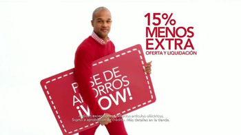 Macy's La Venta Del Hogar Enero 2015 TV Spot [Spanish] - Thumbnail 10