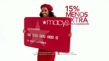 Macy's La Venta Del Hogar Enero 2015 TV Spot [Spanish] - Thumbnail 9