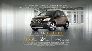 2015 Buick Encore President's Day Event TV Spot, 'Shattering Expectations' - Thumbnail 10