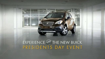 2015 Buick Encore President's Day Event TV Spot, 'Shattering Expectations' - Thumbnail 8