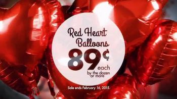 Party City TV Spot, 'Everything They'll Love for Valentine's Day!'