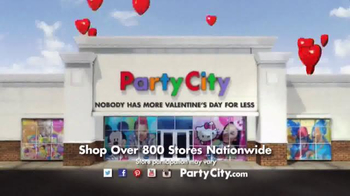 Party City TV Spot, 'Everything They'll Love for Valentine's Day!' - Thumbnail 5