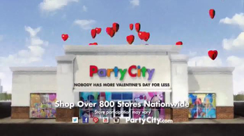 Party City TV Spot, 'Everything They'll Love for Valentine's Day!' - Thumbnail 4