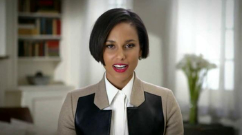 Greater Than Aids TV Spot, 'Alicia Keys for Empowered' - 112 commercial airings