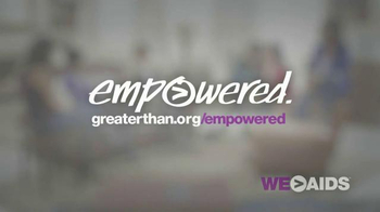 Greater Than Aids TV Spot, 'Alicia Keys for Empowered' - Thumbnail 7
