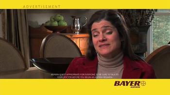 Bayer Aspirin TV Spot, 'A Healthier Heart' - Thumbnail 7