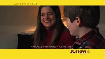 Bayer Aspirin TV Spot, 'A Healthier Heart' - Thumbnail 8