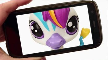 Littlest Pet Shop Pets TV Spot, 'Special Edition Zebra'