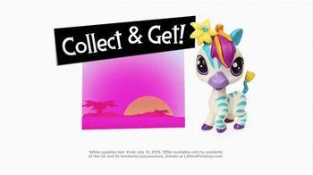 Littlest Pet Shop Pets TV Spot, 'Special Edition Zebra' - Thumbnail 5