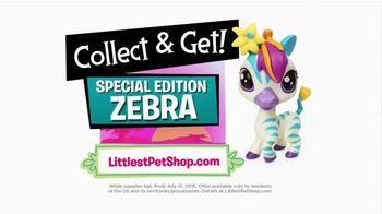 Littlest Pet Shop Pets TV Spot, 'Special Edition Zebra' - Thumbnail 6