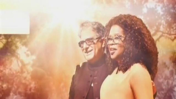 Chopra Center Meditation TV Spot, 'Oprah and Deepak Meditation Class' - Thumbnail 1