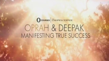 Chopra Center Meditation TV Spot, 'Oprah and Deepak Meditation Class' - Thumbnail 4