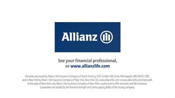 Allianz Corporation TV Spot, 'Ahhh, Retirement: Typical Families' - Thumbnail 10