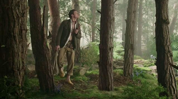 Old Spice Fresher Collection TV Spot, 'Woods' - Thumbnail 1