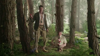 Old Spice Fresher Collection TV Spot, 'Woods' - Thumbnail 5