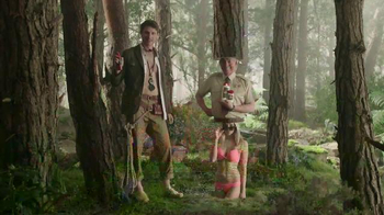 Old Spice Fresher Collection TV Spot, 'Woods' - Thumbnail 7