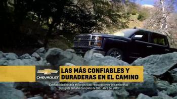 Chevrolet Mes de la Camioneta TV Spot, 'Nuevos Caminos' [Spanish] - Thumbnail 3