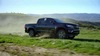 Chevrolet Mes de la Camioneta TV Spot, 'Nuevos Caminos' [Spanish] - Thumbnail 4