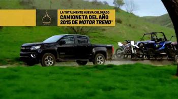 Chevrolet Mes de la Camioneta TV Spot, 'Nuevos Caminos' [Spanish] - Thumbnail 5
