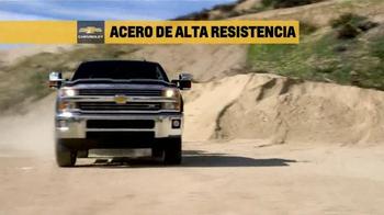Chevrolet Mes de la Camioneta TV Spot, 'Nuevos Caminos' [Spanish] - Thumbnail 6