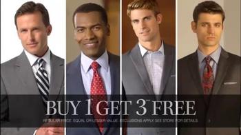 JoS. A. Bank TV Spot, 'BOG3 Suit' - Thumbnail 6
