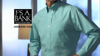 JoS. A. Bank TV Spot, '3 for $99 Shirts January 27' - Thumbnail 7