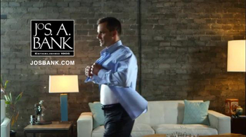 JoS. A. Bank TV Spot, '3 for $99 Shirts January 27' - Thumbnail 1