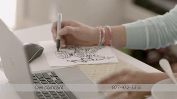 Dell TV Spot, 'How a Teen Scientist Uses Her Dell 2-in-1 to Build a Robot' - Thumbnail 4