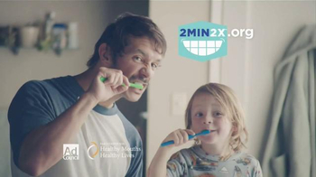 2min2x TV Spot, 'Children''s Oral Health: Manners' - Thumbnail 8